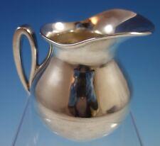 "C. Zurita Mexican Mexico Sterling Silver Milk Pitcher 4 1/4"" x 4 3/4"" (#1709)"