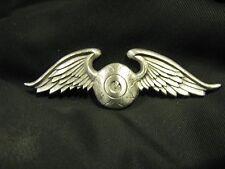 VON DUTCH FLYING EYEBALL DASH PLAQUE / FENDER ORNAMENT / DECAL