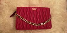 Borsa  Victoria's secret , borsa tracolla nuova, colore fucsia.