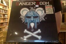 Danger Doom The Mouse and the Mask 3xLP sealed vinyl