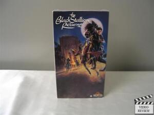 The Black Stallion Returns (VHS) Kelly Reno Teri Garr Allen Goorwitz