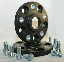 Porsche Cayenne 2 x 20mm Hubcentric Spacers with bolts.