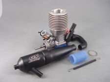 GS Racing R21R01 High-performance .21 Nitro Engine + Tuned Pipe Set <New>