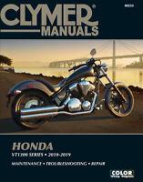 Honda VT1300 Series 2010-2019 Repair Manual