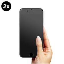2x NANO Schutzfolie für iPhone 7 iPhone 8 Panzerfolie Schutz Glas Folie 9H Matt