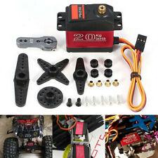 Waterproof DS3218MG Metal Gear Torque Digital Steering Servo For RC Car Robot US