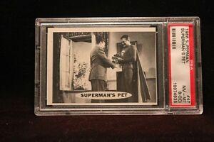 "1966 #47 Superman PSA 8(OC) NM MT  ""Superman's Pet"""