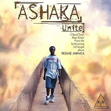 Unite [Single] by Ashaka (CD, Nov-2002, Ram Jam Music)