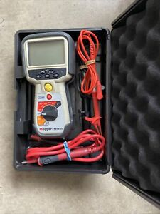 Megger MIT410 Insulation and Continuity Tester
