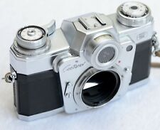 Zeiss Ikon Contarex Bulls Eye Chrome body