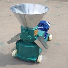 Chicken Duck Feed Pellet Mill Machine 220V 3KW Farm Animal Pellet Mill Machine