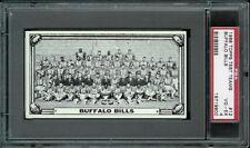 1968 Topps Test Team Photos #12 Buffalo Bills PSA 4 ..