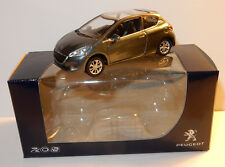 Peugeot 208 3p Blue Norev 3 Inches 1/64