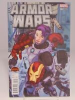 Armor Wars #2 002 Variant Cover Marvel Comics vf/nm CB1331