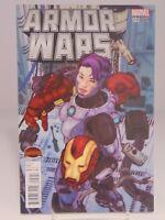 Armor Wars #2 002 Variant Cover Marvel Comics vf/nm CB1331
