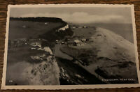 KINGSDOWN - THE CLIFFS - NEAR DEAL AND WALMER - KENT - POSTCARD USED 1961