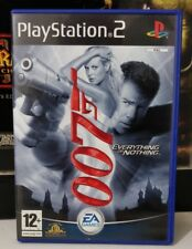 JAMES BOND 007 EVERYTHING OR NOTHING COMPLETO OTTIMO STATO ++ PLAYSTATION 2