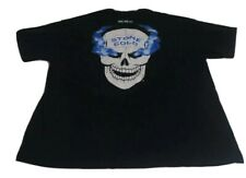 Vintage WWF WWE Stone Cold Steve Austin - Smoking Skull WHAT? MISSING TAG 2XL