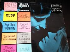 Great Film Themes No. 3 Moon River Laura etc (Vinyl LP) 1968 NEAR MINT Stereo