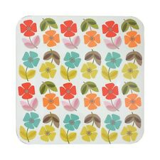 dotcomgiftshop MID CENTURY POPPY PLACEMAT
