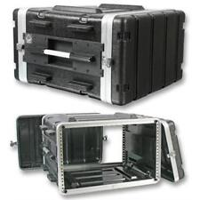 NEW PA DJ 6RU Equipment Rack Mount Flight Storage Case.Concert.19