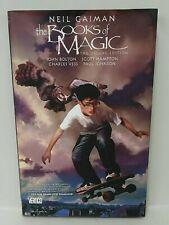 The Books of Magic (2013) Deluxe Edition Hardcover Neil Gaiman Vertigo Hc