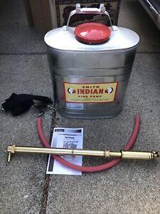 Indian 179014-1 Galvanized Fire Pump 5-Gallon