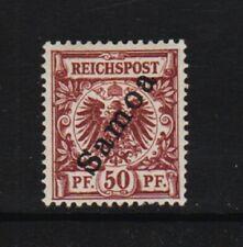 German Samoa #56 - mint, cat. $ 45.00