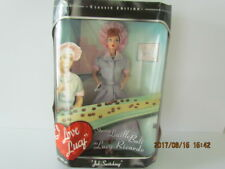 """1998 I Love Lucy Barbie Doll Episode 39 """"Job Switching"""" The Chocolate Factory"""