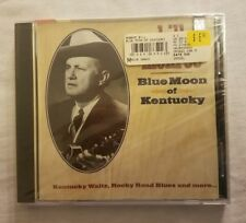 Bill Monroe Blue Moon Kentucky CD Sony 1993 NEW AND SEALED