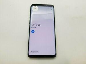 Samsung Galaxy S9+ G965U1 T-Mobile Clean IMEI GLB -RJ4602