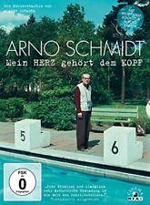 ARNO SCHMIDT-MEIN HERZ GEHÖRT DEM KOPF   DVD NEU