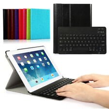 Folio Case Bluetooth Keyboard for iPad 2/3/4 A1458 A1459 A1460 A1430 A1395 A1416