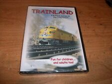 Trainland A Railroad Journey at The Living Desert California DVD NEW