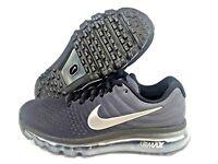 Nike Air Max Blanco Gris Negro Rojo Tenis Zapatos 317934 100