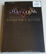 Batman Arkham Knight Collector's Edition Hardcover Strategy Game Guide