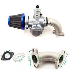 26mm Carburetor + 38mm Air Filter Cleaner Universal Gasket Manifold Intake Pipe