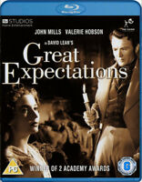 GREAT EXPECTATIONS [Blu-ray Disc] (1946) David Lean, John Mills, Charles Dickens
