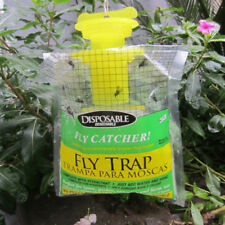 Disposable Fly Trap Catcher Fly Catcher Insect Trap Hanging Style Pest Control A