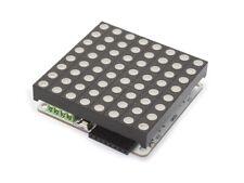 RGB Dot Matrix Board and Driver Board based on ATMega328