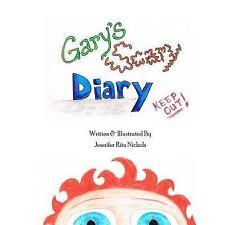 Gary's Scary Diary by Jennifer Nichols (2014, Paperback)