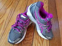 ASICS T256N GEL IGS Womens Running Cross Training Sneaker Athletic Shoes sz 6