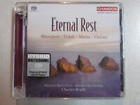 ETERNAL REST CHANDOS DIGITAL SUPER AUDIO CD SACD CHARLES BRUFFY CHOIR THE CHORAL