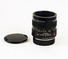 Leitz Leica R Macro elmarit 2.8 / 60 mm Wetzlar numéro 3064947