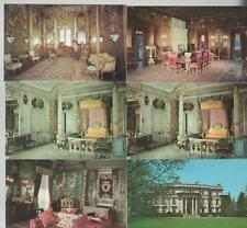 collection 6 UNUSED POST CARDS VANDERBILT MANSION NATIONAL HISTORIC SITE, NY