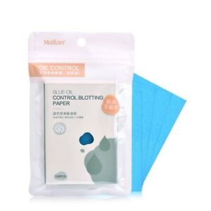 100 Sheets Facial Oil Control Firm Absorbent Paper Oil-Absorbing Blotting Paper