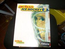 ACTUA ICE HOCKEY 2 BIG BOX CARTONATO CONTOVENDITA