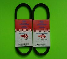 "(2 PACK) Troy Bilt Garden Way  drive Belt  GW-1128-1 1128-1  1/2""X 21.7"""