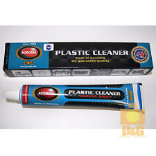 NEW BOXED Autosol Plastic Cleaner - 75ml Tube