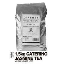 Capacitea 1.5kg Loose Leaf Bulk Size Chinese Green Jasmine Tea For Catering
